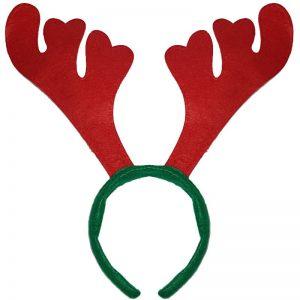 Reindeer Antlers Christmas Hat